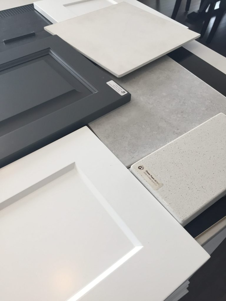 Choosing Finishes