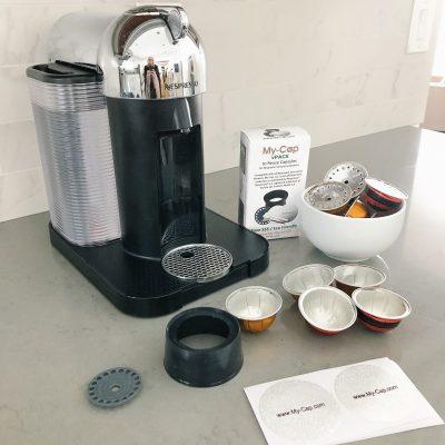 My-Cap – A Coffee Brewing Alternative