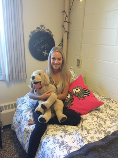 After successful dorm packing, our daughter Sydney was deposited for her first year at St Francis Xavier University.  She graduated this past May.