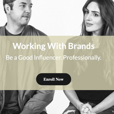 GET PAID TO WORK WITH YOUR DREAM BRANDS