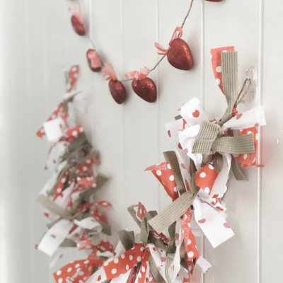 DIY a Decorative Garland With Your Kids