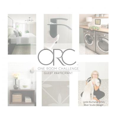 One Room Challenge Week One: Family Bathroom