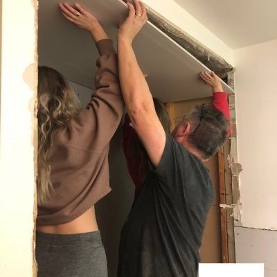 Bathroom Rebuild: Week Four ORC
